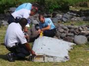 Pháp xác nhận mảnh vỡ trên đảo Reunion của MH370