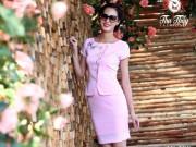 Tin tức thời trang - Nữ công sở duyên dáng với thời trang công sở vào thu