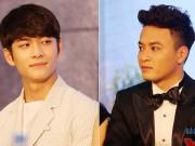 """Làng sao - Mỹ nam Hàn ''vượt mặt"""" Hồng Đăng chiến thắng VTV Awards"""