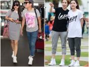 Thời trang - Sao Việt dính tin đồn hẹn hò vì mặc đồ đôi