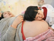 Bà bầu - Mẹ bầu 8 tháng có thể phải phá thai vì lo chồng mất việc