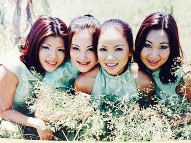 Câu chuyện về 4 cô gái cá tính nhóm Tik Tik Tak ngày ấy
