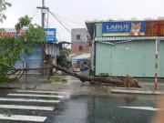 Đà Nẵng - Quảng Nam đang gồng mình chống bão số 3
