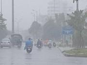 Bão số 3 suy yếu thành áp thấp gây mưa lớn ở nhiều nơi
