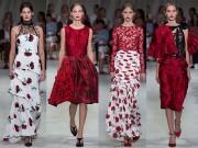 Thời trang - Oscar de la Renta tặng gì cho phái đẹp xuân hè 2016?