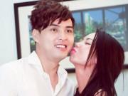 Làng sao - Fan nữ bất ngờ hôn Hồ Quang Hiếu trong hậu trường