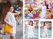 Thời trang - Cách mặc màu pastel điệu mà không sến cho nữ công sở
