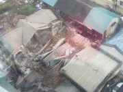 """Sập nhà ở HN: """"Chúng tôi không kịp cảnh báo người dân"""""""