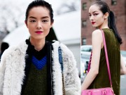 """Thời trang - Thời trang đường phố xinh đẹp của """"Tiên nữ Á đông"""""""