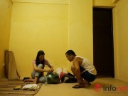 Nhà đẹp - Cận cảnh nhà ở tạm của người dân khu 107 Trần Hưng Đạo