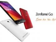 Eva Sành điệu - Asus trình làng ZenFone Go màn hình 5 inch, giá chỉ 2,7 triệu đồng