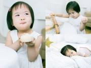 Làm mẹ - Nhiếp ảnh gia kể về cô bé mắc hội chứng Down trong bộ ảnh gây sốt