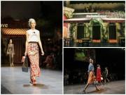 Thời trang - Tình yêu nước Ý nồng cháy trong BST Dolce & Gabbana