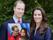 Vợ chồng Hoàng tử William tình tứ đi xem thể thao