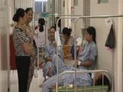 Tin tức - Sốt xuất huyết lên đỉnh dịch, bệnh nhân phải nằm hành lang