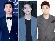 Làng sao - Song Joong Ki bị đồn có mặt trong vụ xâm hại tình dục của Park Yoo Chun