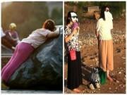 Làm đẹp - Kì lạ trào lưu giảm cân mới nổi của phái đẹp Trung Quốc
