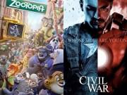 Xem & Đọc - Top 10 bộ phim hay nhất nửa đầu năm 2016