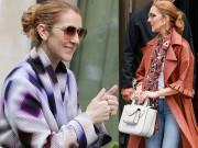 Thời trang - Celine Dion ngày càng mặc đẹp!
