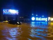 Tin tức - Hạ Long, Cẩm Phả chìm trong biển nước, 2 người thương vong