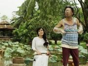 Việt Hương:  & quot;Tôi có duyên với vai bà mẹ đông con trên màn ảnh rộng & quot;
