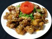 Thịt đùi gà sốt cam ngon cơm bữa tối - MN17790