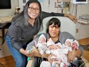 Bà bầu - Hành trình mang thai 5 đầy gian nan của cặp đôi đồng tính nữ