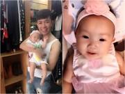 49 tuổi, Long Nhật hạnh phúc đón con gái thứ 4