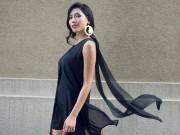 Hoa hậu Biển Nguyễn Thị Loan khoe làn da nâu nóng bỏng