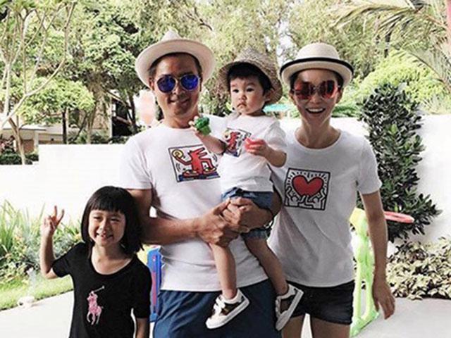 Không xe sang, nhà lớn, hạnh phúc của Phạm Văn Phương là chồng con