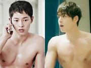 """Loạt ảnh trai đẹp xứ Hàn khoe body khiến bạn """"xịt máu mũi"""""""