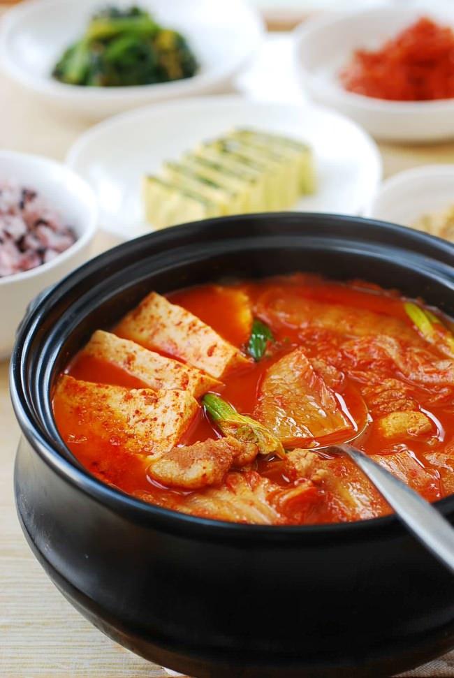 Cách nấu canh kim chi siêu ngon đúng chất Hàn Quốc - 5