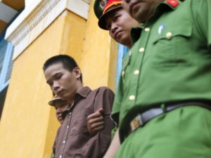Tử tù Vũ Văn Tiến gửi đơn xin thoát án tử