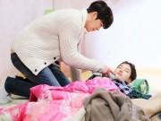 """""""Yêu không kiểm soát"""" tập 6: Kim Woo Bin tự tay thay quần áo cho Suzy"""