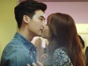 """Hết tát, Han Hyo Joo lại nhào tới hôn Lee Jong Suk trong  """" Hai thế giới """""""