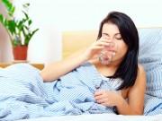 Khổ sở vì nghén đồ ăn khi mang bầu