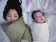 Làm mẹ - 8 lợi ích bất ngờ chỉ những em bé ngủ chung giường với bố mẹ mới có