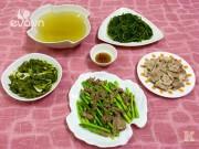 Bếp Eva - Bữa cơm chiều đơn giản mà ngon