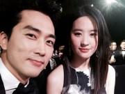 """Song Seung Hun: """"Tôi sẽ tuyệt đối không chia tay với Lưu Diệc Phi"""""""