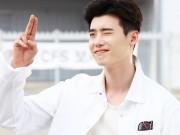 """""""Hai thế giới"""" tập 4: Cuối cùng thì Lee Jong Suk đã ngừng  """" sống ảo """""""
