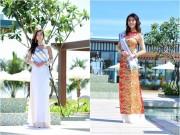 Thí sinh Việt kiều gây chú ý tại cuộc thi HH Bản sắc Việt
