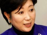 Tin tức - Lần đầu tiên Tokyo có nữ thị trưởng