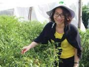 Từng chấp nhận lỗ để kinh doanh rau hữu cơ vì sợ bà bầu ăn phải rau bẩn