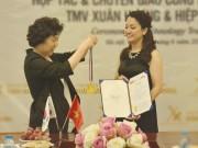 Làm đẹp mỗi ngày - Doanh nhân Xuân Hương nhận huy chương của Hiệp hội Thẩm mỹ IHO Hàn Quốc