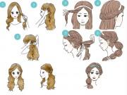 Làm đẹp - 10 kiểu tóc mùa thu tuyệt đẹp bạn có thể tự biến hóa