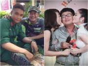 """Làng sao - Nghệ sĩ hài Tấn Beo: """"Tôi sợ gia đình bị... chia đôi"""""""