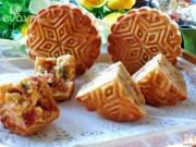 Bếp Eva - Bánh Trung thu nướng truyền thống quen nhưng vẫn ngon