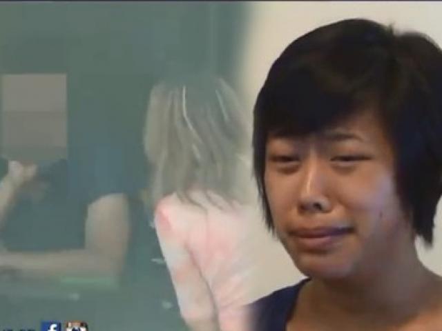 Người vợ bật khóc khi  biết rằng mình đã bị phản bội chỉ sau 1 phút