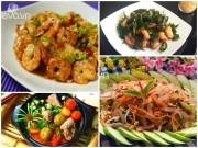 Bếp Eva - Chiều thứ 7 vào bếp nấu bữa cơm siêu hấp dẫn