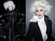 Thời trang - 9 người mẫu ngoài 70 này khiến bạn phải cấp tốc giữ gìn vóc dáng, nhan sắc